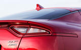 Kia Stinger GT rear spoiler