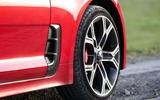 Kia Stinger GT brake ducts