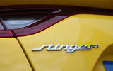 Kia Stinger GT S long-term review rear badge