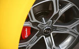 Kia Stinger GT S long-term review brake calipers