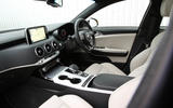 Kia Stinger GT S long-term review cabin