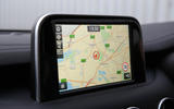 Kia Stinger GT S long-term review infotainment system