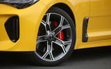Kia Stinger GT S long-term review wheels