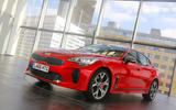 Kia Stinger: behind the design