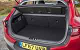 Kia Stonic boot space
