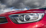 Kia Stonic headlights