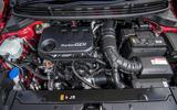1.0 T-GDi Kia Stonic engine