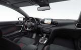 Kia Ceed GT interior