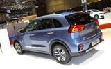 Kia Niro facelift