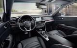Updated Kia Optima revealed ahead of Geneva motor show debut