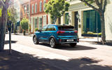 Kia Niro PHEV 2019 Geneva reveal - rear