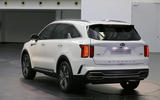 2020 Kia Sorento - static rear