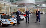 McLaren and Gulf sign new partnership