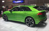 Audi RS Q8 LA motor show