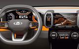 Lada 4x4 Vision interior
