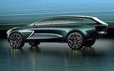 Aston Martin Lagonda electric All-Terrain concept