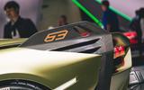 2020 Lamborghini Sian at Frankfurt motor show