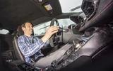 Driving the Lamborghini Huracan Performante