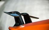 Lamborghini Huracan Performante rear wing