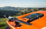 Lamborghini Huracan Performante rear spoiler