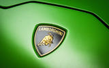 Lamborghini badge