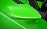 Lamborghini Huracán wing mirror