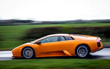 Driving a Lamborghini Murcielago with 258k miles on the clock