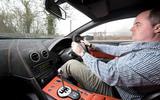 Driving a Lamborghini Murcielago with 258k miles on the clock