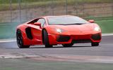 37: 2011 Lamborghini Aventador - NEW ENTRY