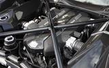 6.0-litre V12 Lamborghini Aventador S engine