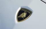Lamborghini Aventador S badging