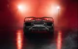 Lamborghini SC18 rear