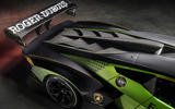 2020 Lamborghini Essenza SCV12 - rear deck