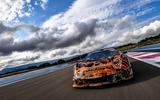 Lamborghini SCV12 preview pics front