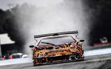 Lamborghini SCV12 preview pics front wet