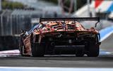Lamborghini SCV12 preview pics rear