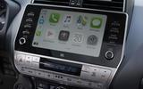 2020 Toyota Land Cruiser - infotainment