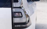 2020 Toyota Land Cruiser - rear light