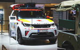 Red Cross Land Rover Discovery