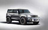 Land Rover Defender, as imagined by Autocar