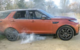 Land Rover Discovery long-term review smoking oilburner