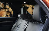 Land Rover Discovery rear head rests
