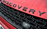 Land Rover Discovery Sport SD4 badging