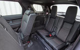 Land Rover Discovery Sport SD4 third row seats