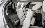 Land Rover Discovery folding second row