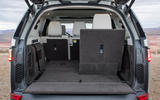 Land Rover Discovery seating flexibility