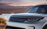 Land Rover Discovery front grille