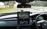 Jaguar Land Rover autonomous tech