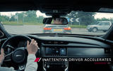 Jaguar Land Rover autonomous tech