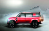 Land Rover Defender render